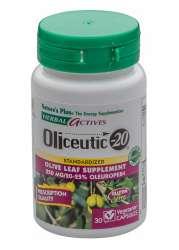 Nature's Plus Oliceutic-20® - 250mg  30 veg. Kapseln (vegan)