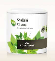 Cosmoveda BIO Shallaki Churna (Boswellia serrata)  100g Dose Kräuterpulver