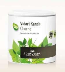 Cosmoveda BIO Vidari Kanda Churna (Pueraria tuberosa)  100g Dose Kräuterpulver