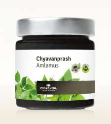 Cosmoveda Chyavanprash FAIR TRADE 250g Glas Amla-Mus CV