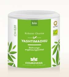 Cosmoveda BIO Yashtimadhu (Süßholzwurzel) Churna 100g (vegan)