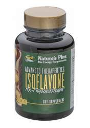 Natures Plus Isoflavone Rx-Phytoestrogen® (125 mg Isoflavone) 30 Tabletten