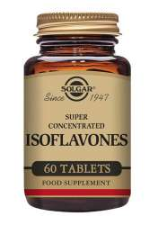 Solgar Super Concentrated Isoflavones 60 Tabletten (vegan)