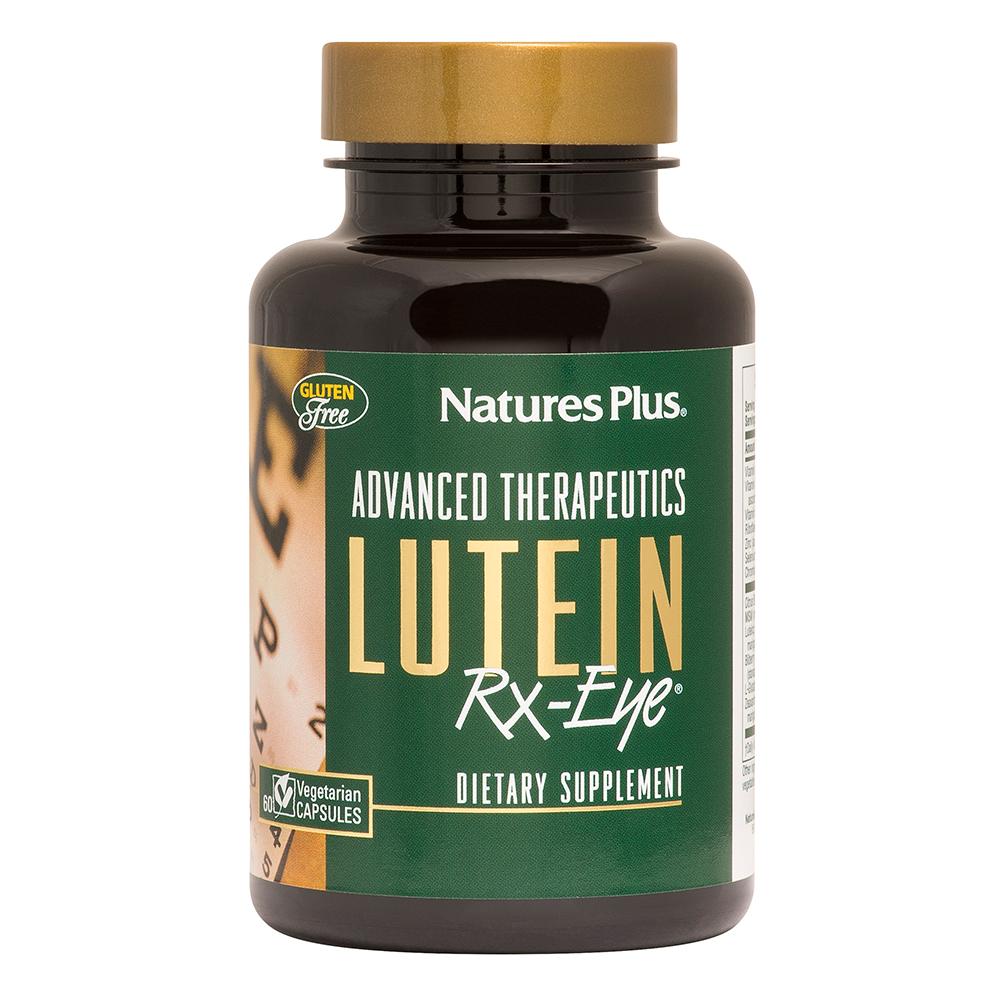 Natures Plus Lutein Rx-Eye® 60 veg. Kapseln (55,1g)