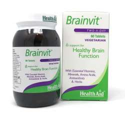 Health Aid BrainVit® 60 Tabletten
