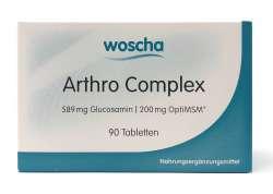woscha Arthro Complex (598mg Glucosamin, 200mg OptiMSM) 90 Tabletten (160g)