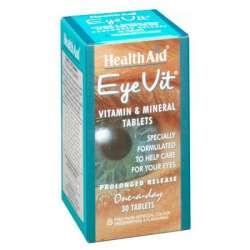 Health Aid EyeVit® S/R (verz. Freisetzung) 30 Tabletten