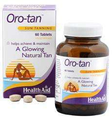 OroTan[TM] Sun Tanning  60 Tabletten HA