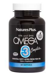 Natures Plus Omega 3 Complete 60 Softgels