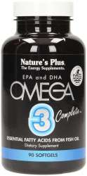 Natures Plus Omega 3 Complete 90 Softgels