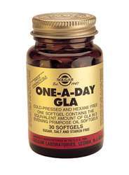 Solgar One-A-Day GLA 150mg 30 Softgels