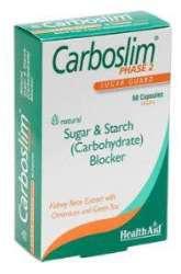 HealthAid Carboslim™ (Phase 2)  60 veg. Kapseln (vegan)