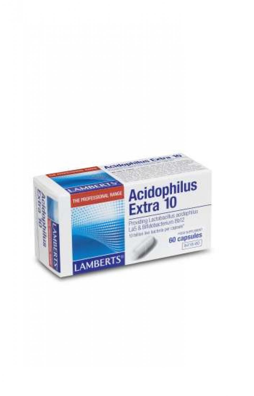 Acidophilus Extra 10 60 veg. Kapseln LB
