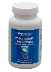 Allergy Research Magnesium Ascorbate 100 veg. Kapseln