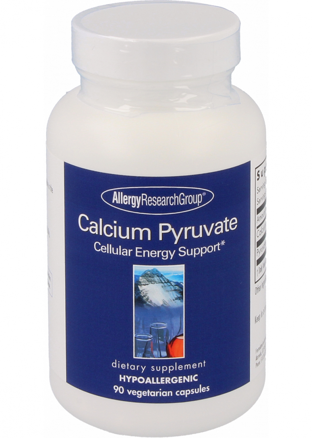 Allergy Research Group Calcium Pyruvate 90 veg. Kapseln