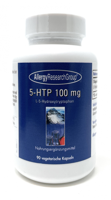 Allergy Research Group 5-HTP 100 mg 90 veg. Kapseln