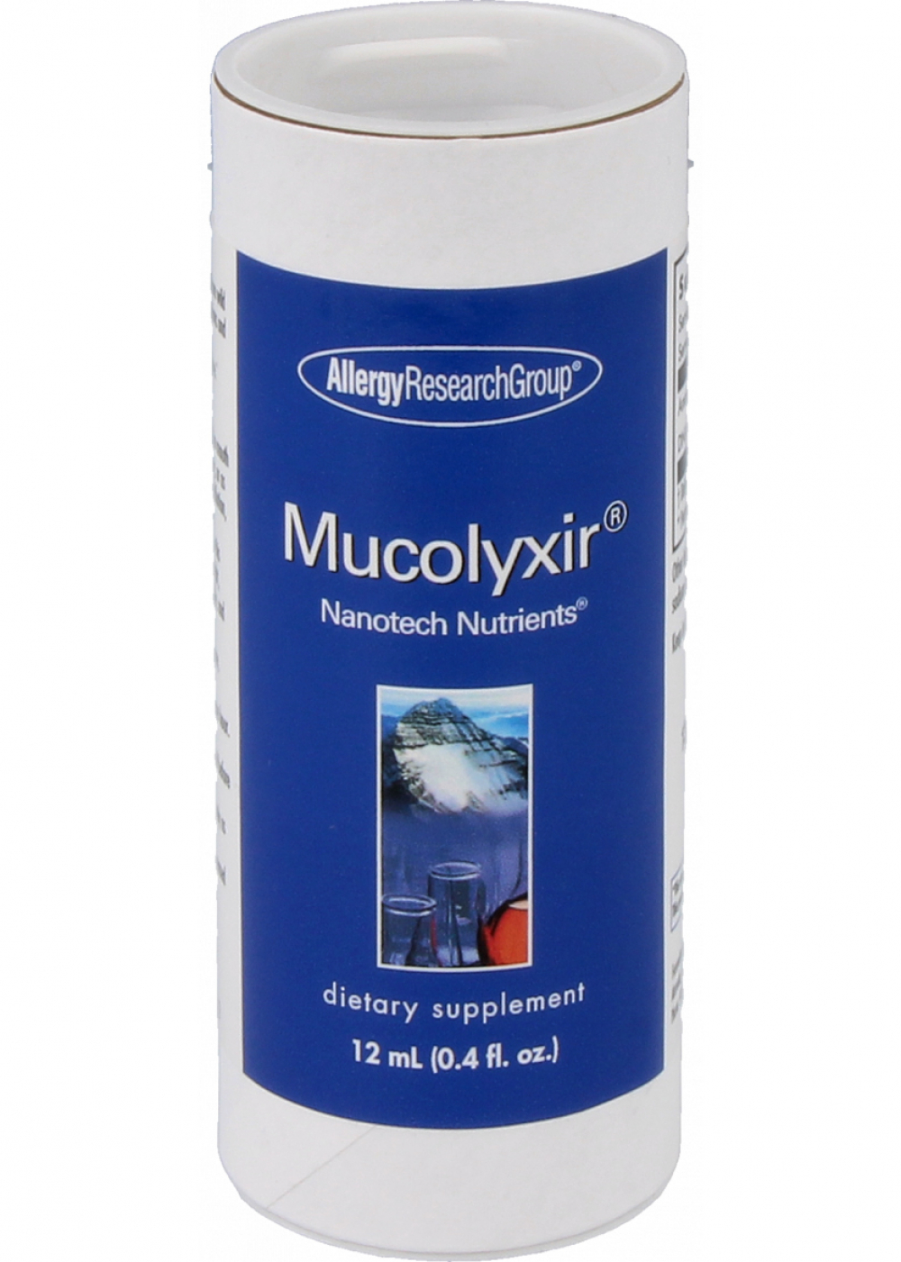 Allergy Research Group Mucolyxir® Flüssig 12ml Flasche