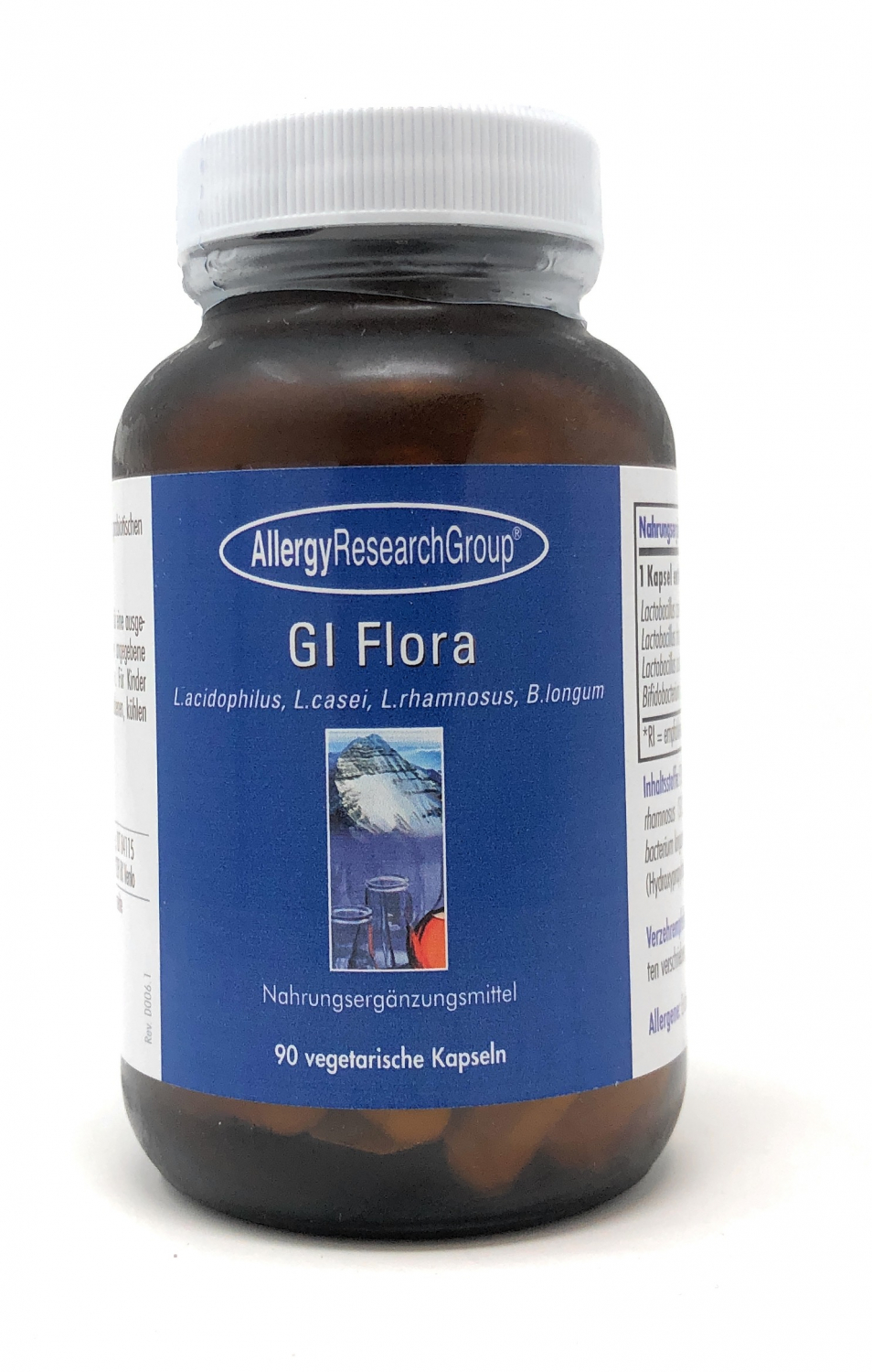 Allergy Research Group GI Flora 90 veg. Kapseln