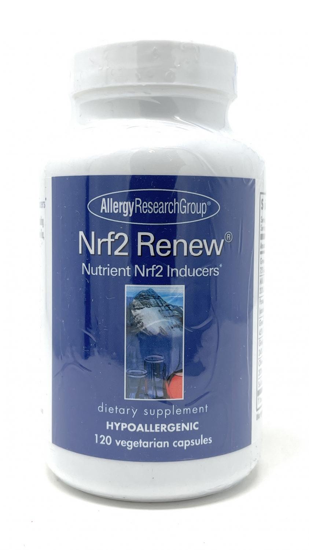 Allergy Research Group Nrf2 Renew 120 veg. Kapseln