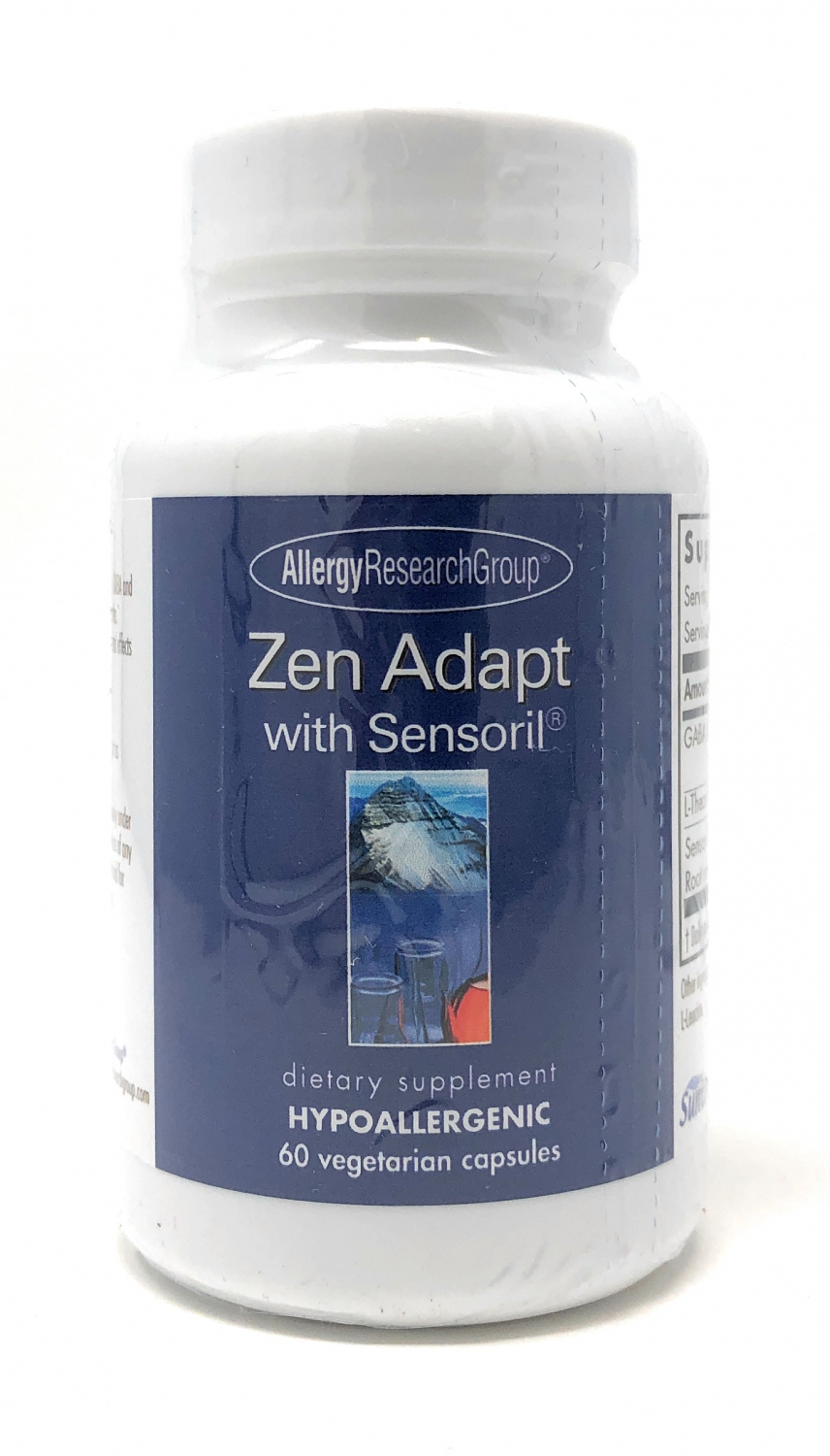 Allergy Research Group Zen Adapt 60 veg. Kapseln