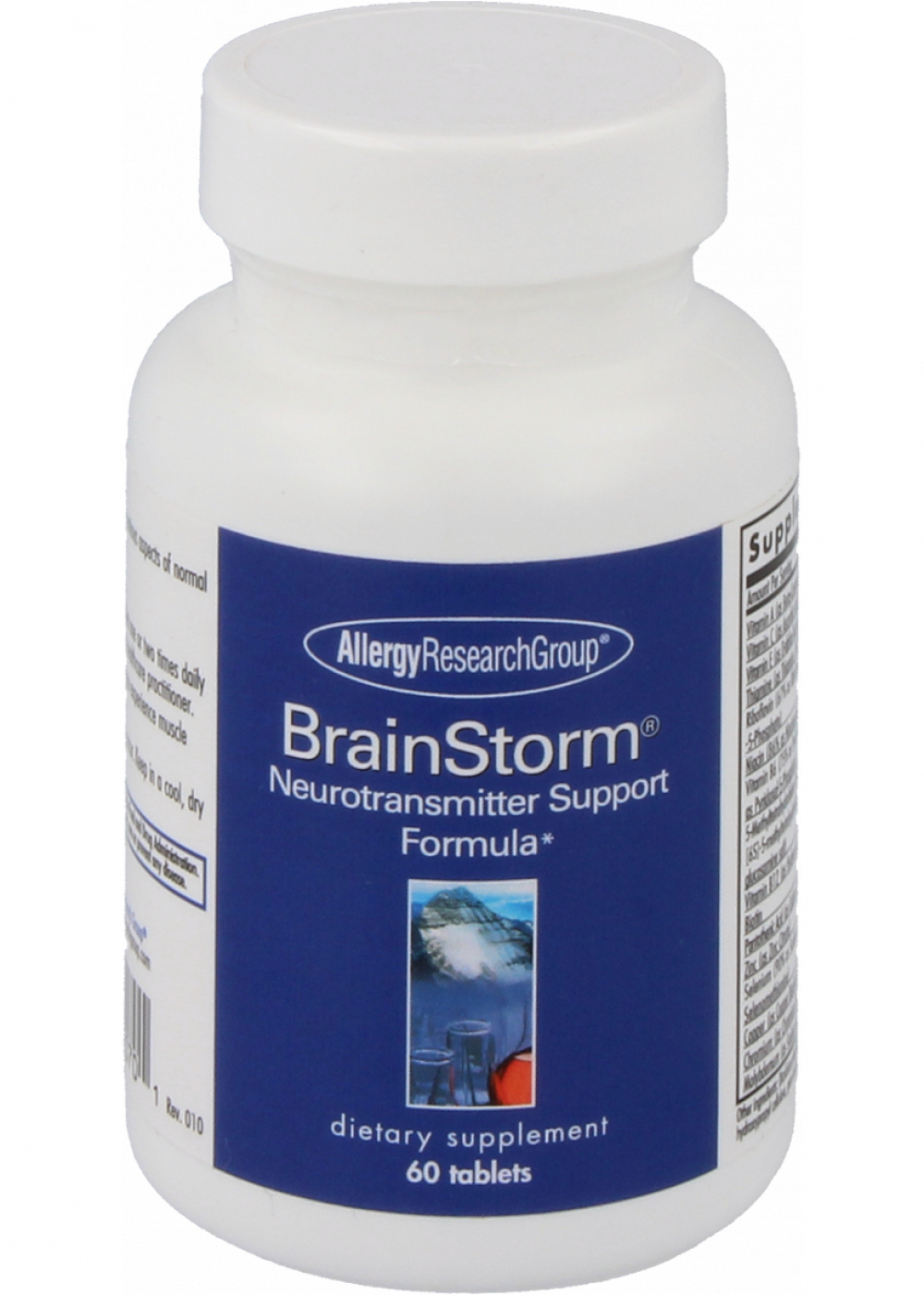 Allergy Research Group BrainStorm® 60 Tabletten