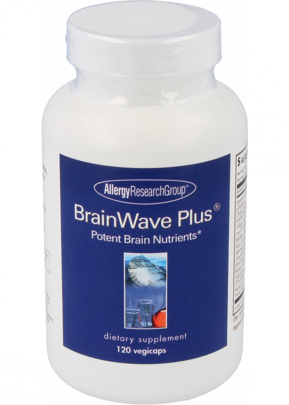 Allergy Research Brainwave Plus® 120 veg. Kapseln