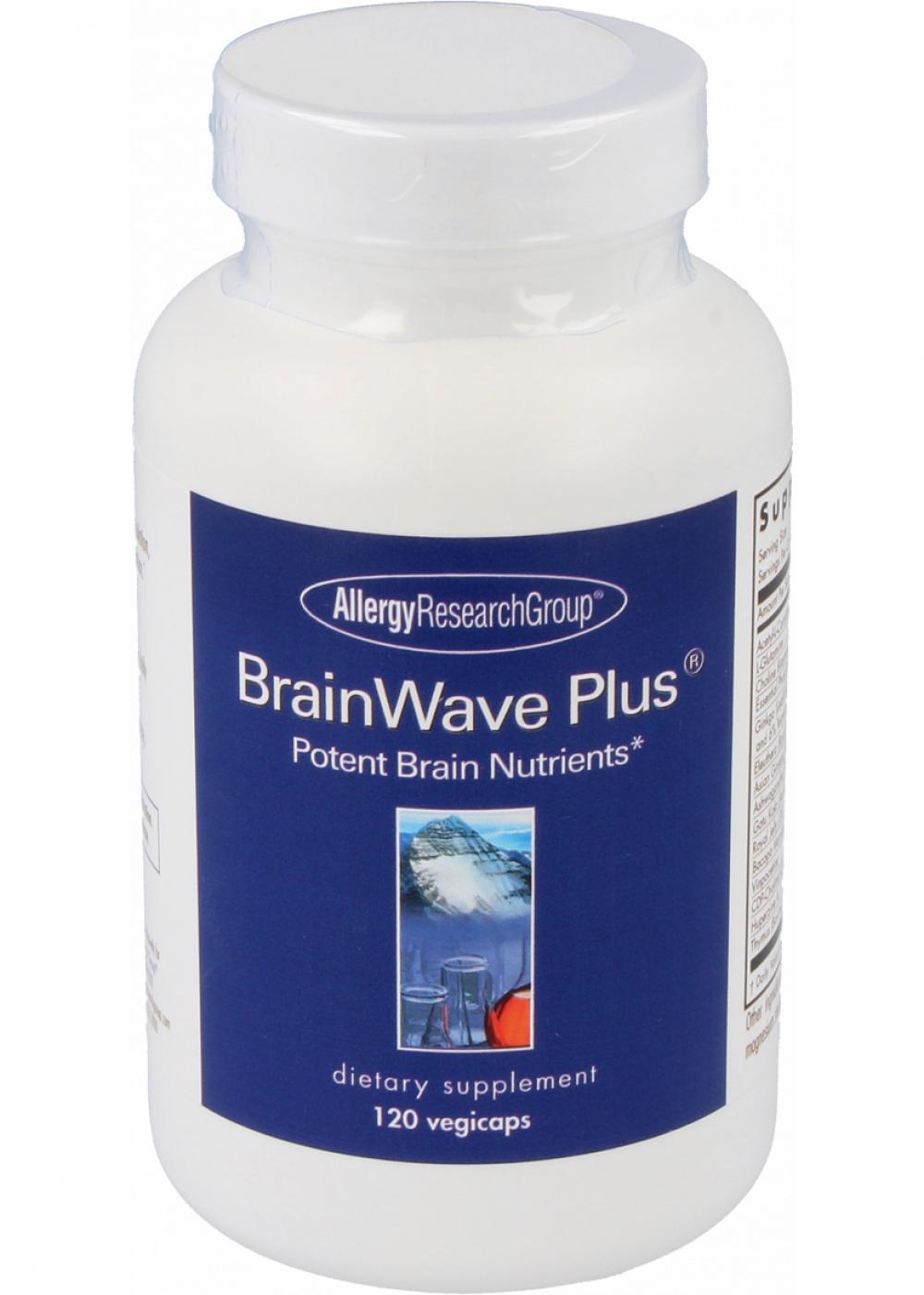 Allergy Research Brainwave Plus® 120 veg. Kapseln