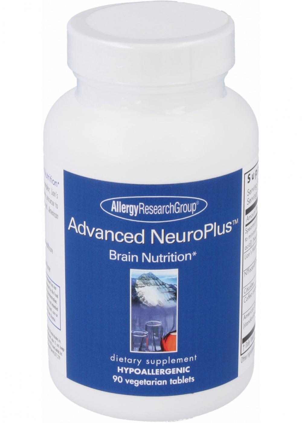 Allergy Research Group Advanced NeuroPlus 90 Tabletten