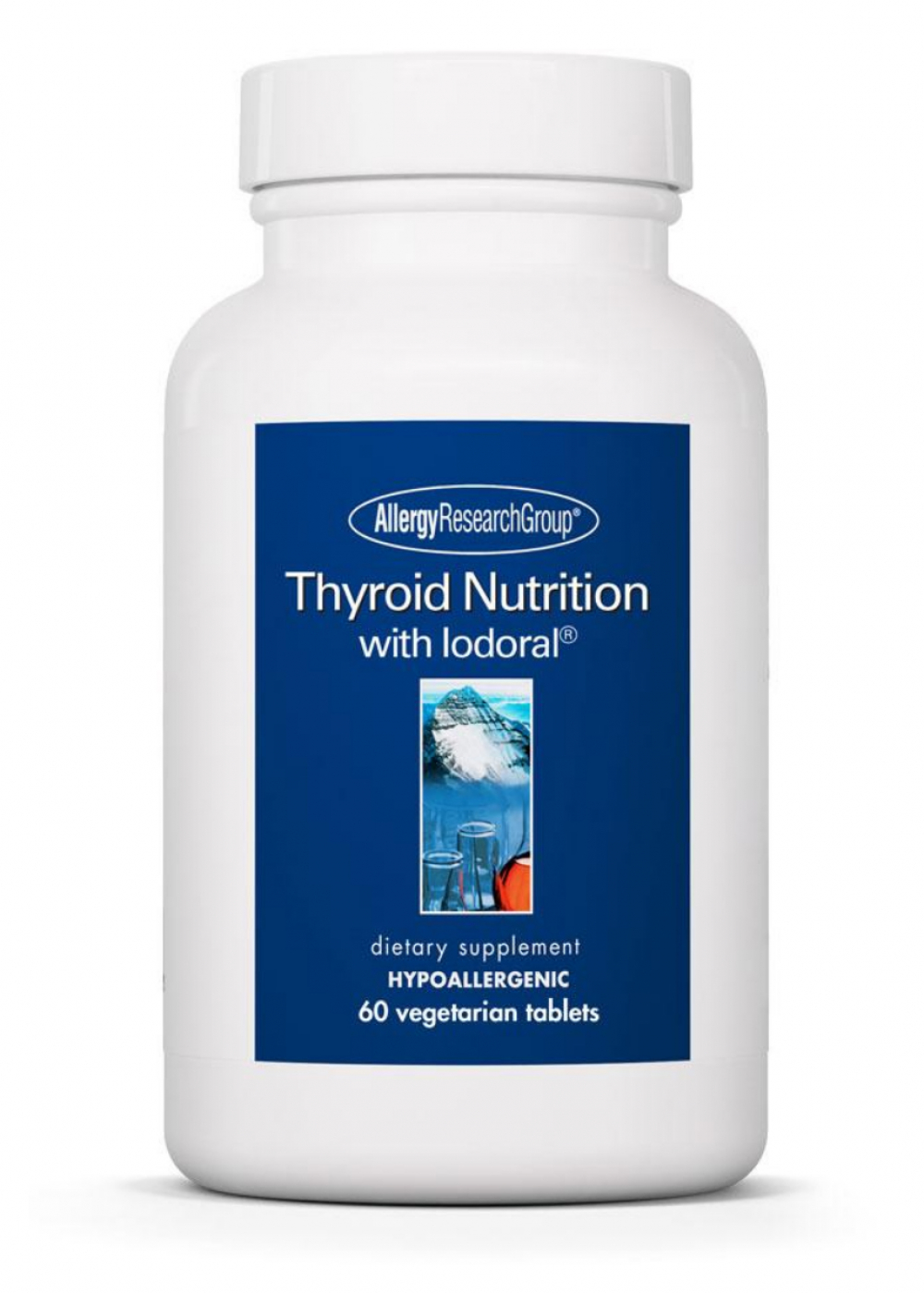 Allergy Research Group Thyroid Nutrition 60 Tabletten