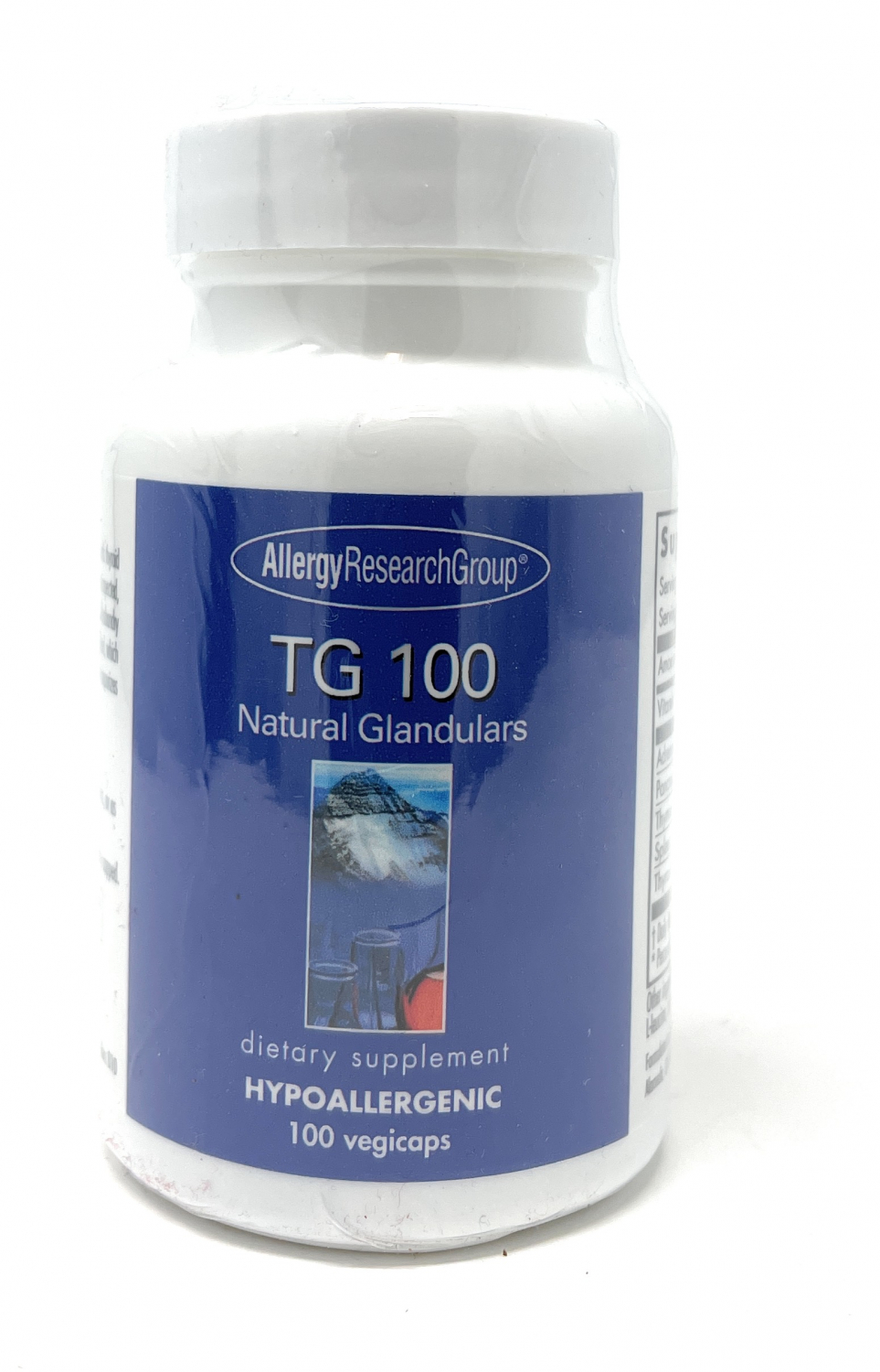 Allergy Research Group TG 100 100 Kapseln