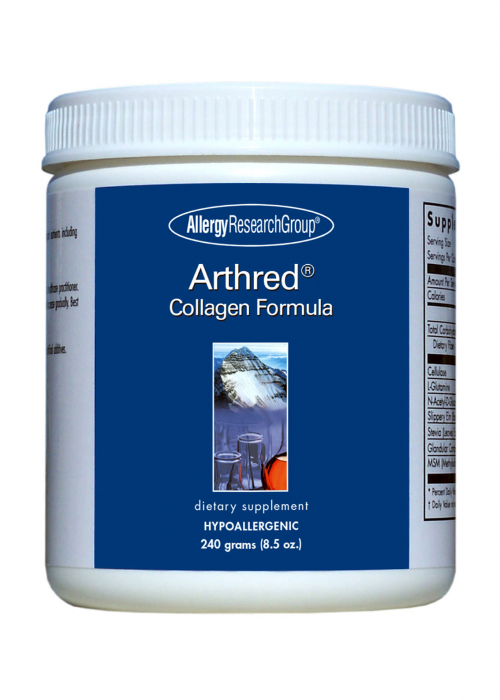 Allergy Research Group Arthred® Collagen Formula (Hydrolysiertes Kollagen) 900g Pulver
