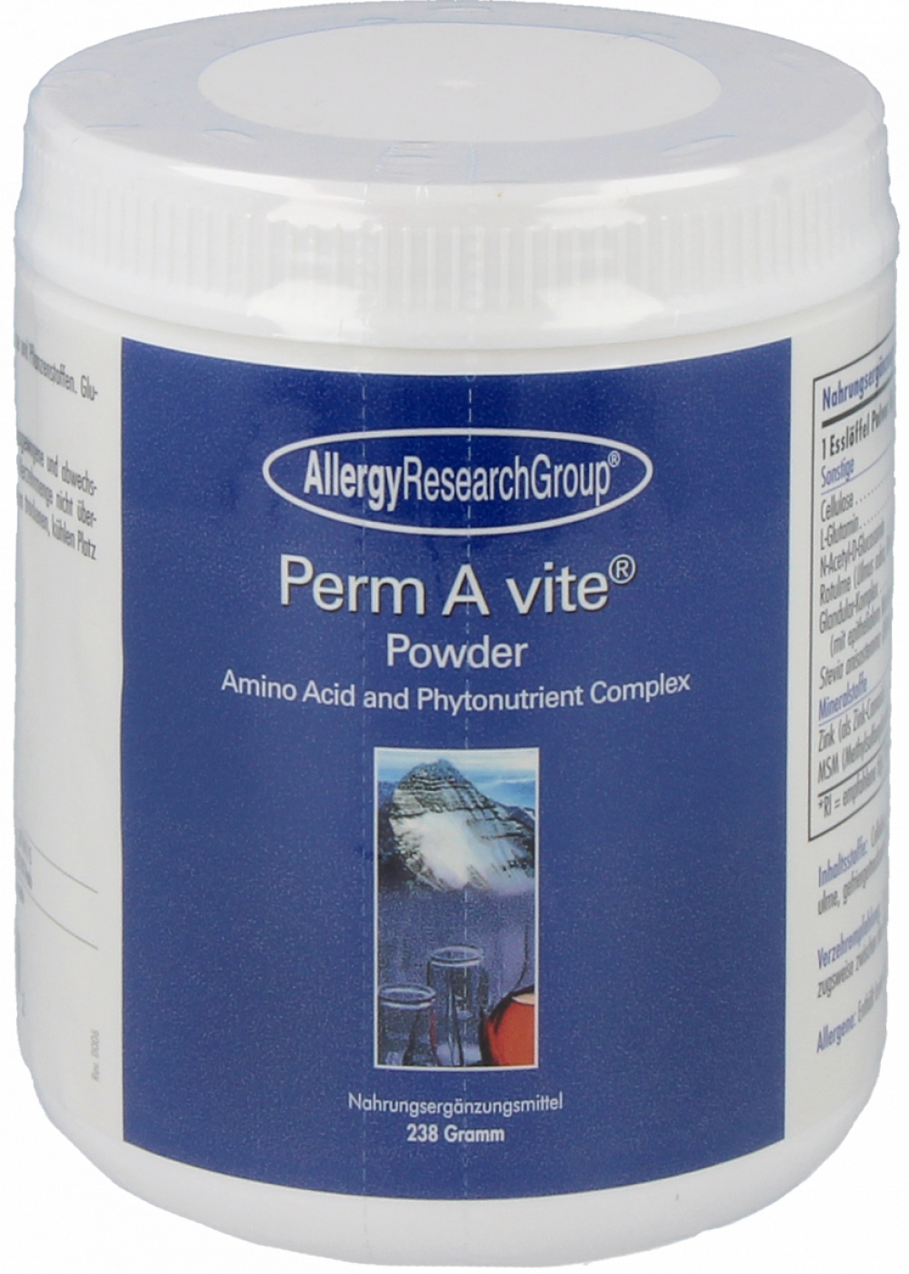 Allergy Research Group Perm A Vite® 238g Pulver