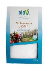 Biova Gourmetzucker Birkenzucker Xylit aus Finnland 300g