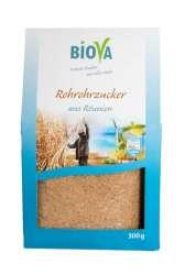 Biova Gourmetzucker Demerara Rohrohrzucker aus Reunion 300g