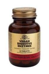 Vegan Digestive Enzymes 250 Tabl. SO (vegan) (bisher 81237)