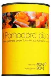 Il pomodoro più buono Gelbe Tomaten, ganz & geschält 24 x 400 g Dose