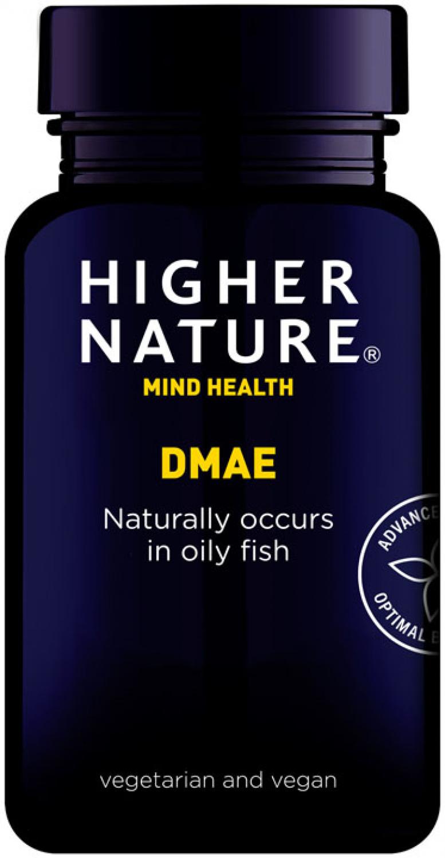 Higher Nature DMAE 60 veg. Tabletten (vegan)