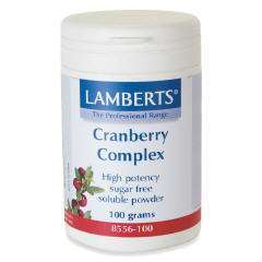 Cranberry Complex Powder 100g Pulver LB
