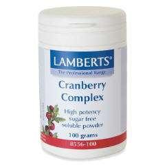Lamberts Cranberry Complex Powder 100g Pulver