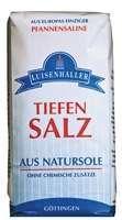 Saline Luisenhall Luisenhaller® Tiefensalz Feinstreu 1-3,15mm 500g