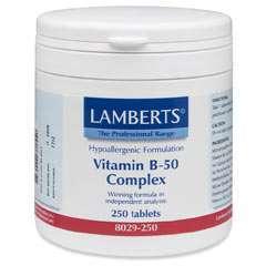 Lamberts VIT B-50 COMPLEX 250 Tabletten