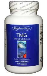 Allergy Research TMG Trimethylglycine 100 veg. Kapseln