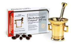 PharmaNord BioActive* Q10 Uniqinol 100mg 90 Softgels (66g)