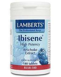 Lamberts IBISENE® [Artischocke] 8000mg 180 Tabletten