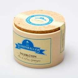 Saline Luisenhall Luisenhaller® Salzblüten - handnummerierte Keramikdose 60g
