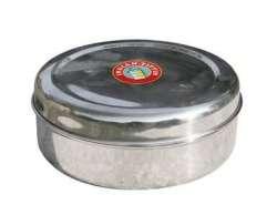 Indian Tiffin Masala Dabba (Masala Box für indische Gewürze)  17 cm 1 Stück