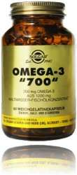 Omega 3 Double Strenght 120 Softgels SO