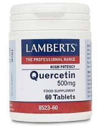 Quercetin 500 mg 60 Tabletten LB