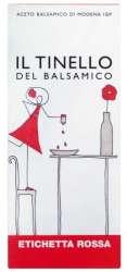 Il Borgo del Balsamico Aceto Balsamico Il Tinello rot, reifer Balsamessig im Geschenkkarton 250 ml