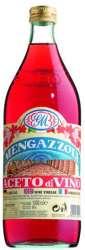 Mengazzoli Aceto dino rosso 6% Säure, Rotweinessig 1000ml